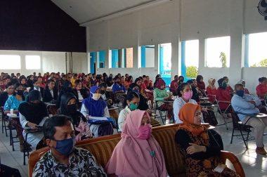 Sebanyak 134 Mahasiswa IKIP Muhammadiyah Maumere di Yudisium